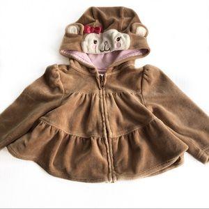 🧚♀️4/$25 Gymboree Monkey Sweater